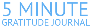 5minute Gratitude Journal